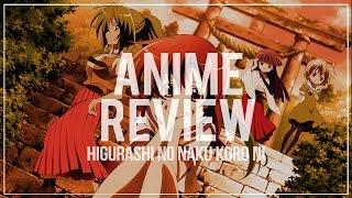 Anime Review: Higurashi no Naku Koro Ni & Kai