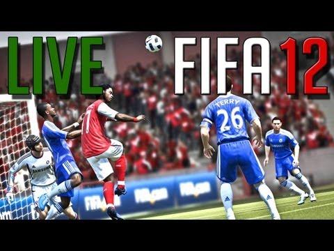 Live Fifa 12 | aLexBY11 |