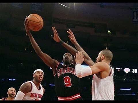 Luol Deng: 2013 East All-Star Reserve