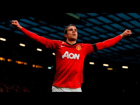 Robin Van Persie's 58 Goals For Manchester United