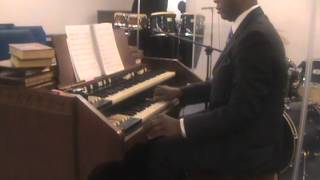 "ESaintJean Plays 2 versions of ""Hear Our Prayer O Lord"""