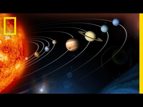 National Geographic Live! - Solar System Exploration: 50 Years and Counting
