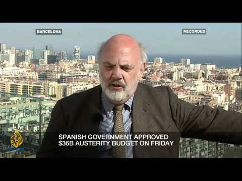 Inside Story - How deep will austerity measures cut Spain?