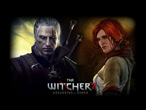 The Witcher 2 - Sexy Review