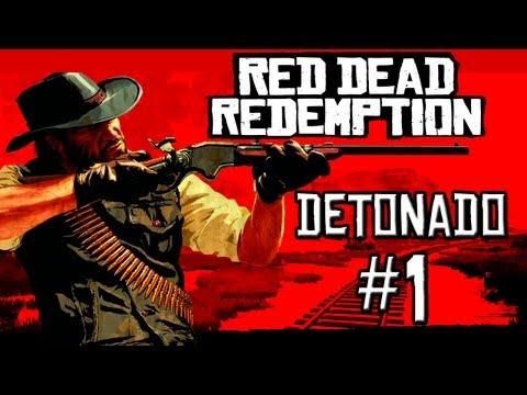 Red Dead Redemption Detonado - ✪ Parte 1 - Início Altamente Épico!
