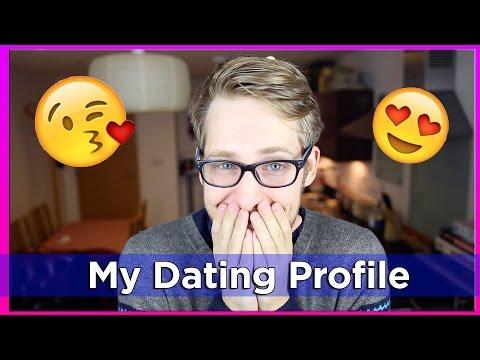 My Dating Profile Evan Edinger