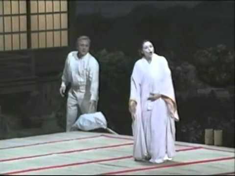 """Vogliatemi bene"" from Puccini's Madama Butterfly (Catherine Malfitano and Richard Leech)"