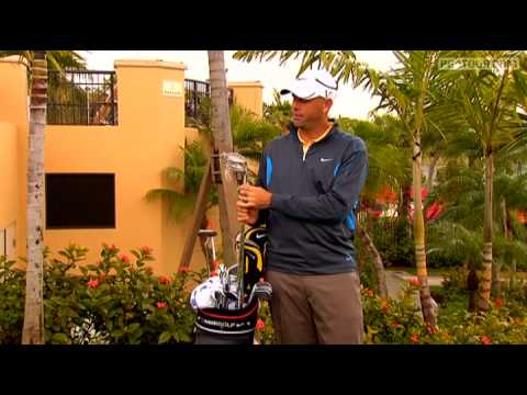 In the Bag: Stewart Cink Video