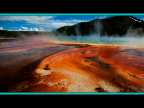 Yellowstone Alert! Massive Heat Melts Roadway, 'Turns Asphalt Into Soup'!