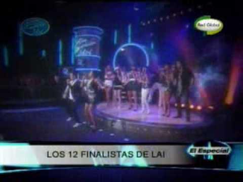 Finalistas American Idol 2009 Latin American Idol 2009 el
