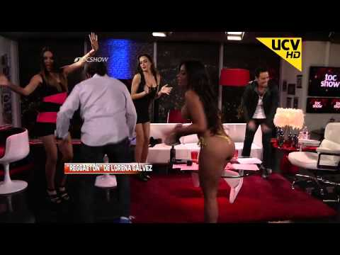 El reggaeton de Lorena Gálvez thumbnail