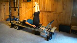 10-Minute Pilates Reformer Workout (Can Be Done on Mat)