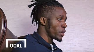 Wilfried Zaha: No Regrets over England
