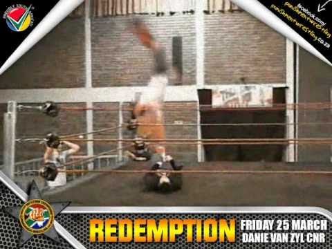 """APWA Presents """"REDEMPTION"""" on Friday 25 March 2011"""