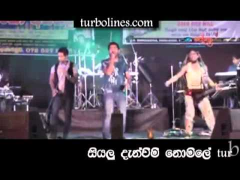 Romesh Sugathapala With Flash Back Digu Dasa Dutuwama Sinhala Song video