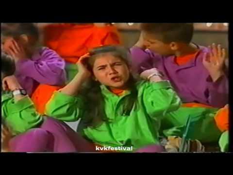 Kinderen voor Kinderen Festival 1990 - O, dat huiswerk
