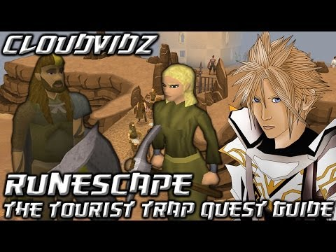 Runescape The Tourist Trap Quest Guide HD