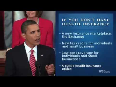 Obama s Health Plan In 4 Minutes