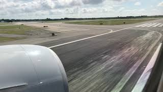 John F. Kennedy International Airport (JFK), ANA NH110 Boeing 777-300ER from HND 羽田