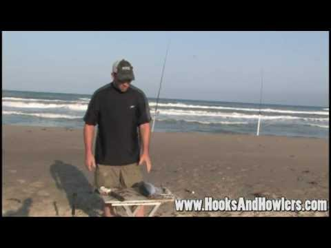 How to rig up your bait for shark fishing
