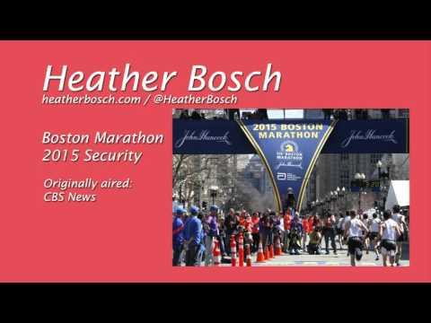 Boston Marathon Security 2015