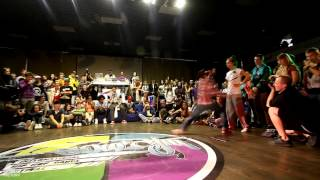 Jan funky vs Boogie D - Popping SOUL CITY 2012