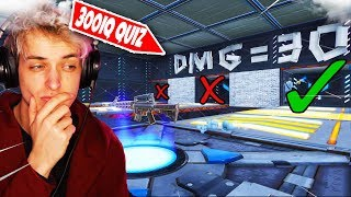 ULTIEME 300IQ ESCAPE ROOM in Fortnite Creative ft. Mannen (Nederlands)