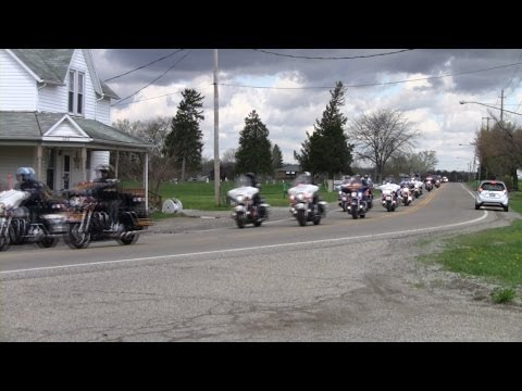 Ohio Fallen Officers' Memorial Procession (2014)