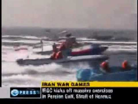 GREAT PROPHET 5 - intense summary of the first day of the Iranian IRGC war games