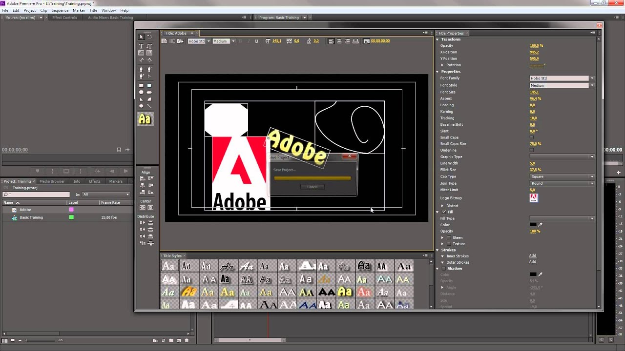 how to re add fonts to premiere pro