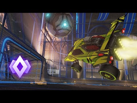 This is how far determination takes you in Rocket League