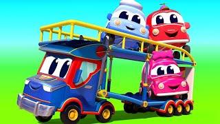 الشاحنة الخارقة - مدينة السيارات - Official Live Stream - 🔴