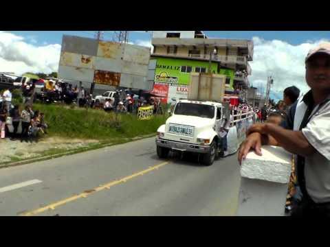 DESFILE HIPICO EN SALAMA BAJA VERAPAZ. 23 DE SEPTIEMBRE DE 2012