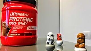 proteine per aumentare muscoli
