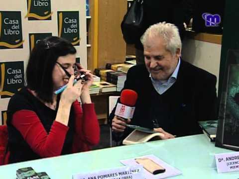 Ana Pomares - Arriba los Corazones - Metropolitana TV