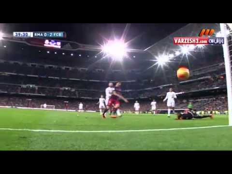 بازی بارسلونا زنده