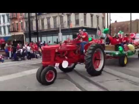 Red Opening Day Parade 2015 2015 Reds Opening Day Parade