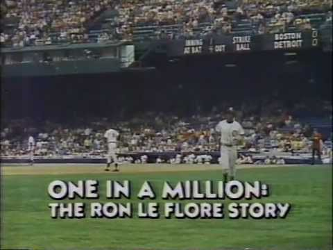 CBS promo One in a Million: The Ron LeFlore Story 1978