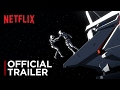 Knights Of Sidonia - Official Trailer - Only on Netflix July ...