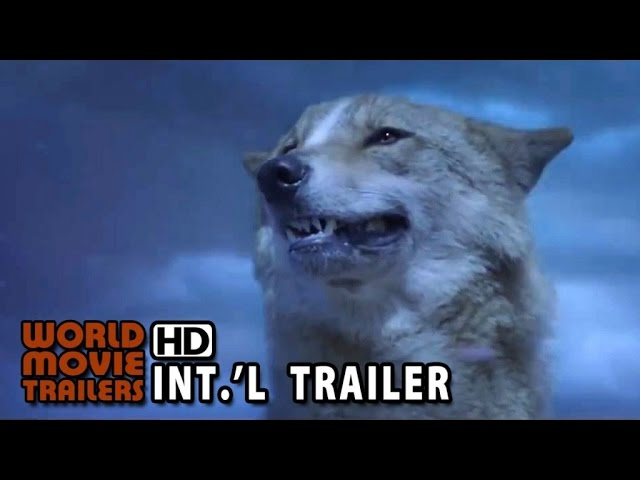 Wolf Totem International Trailer (2015) HD