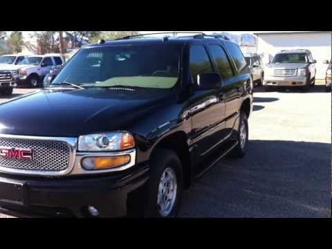 2004 GMC Yukon Denali AWD Wheel Kinetics