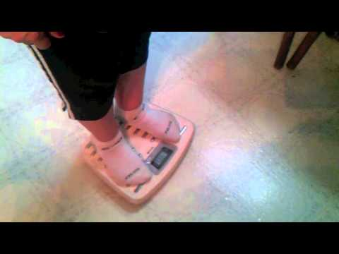 Garcinia Cambogia Review 1st Weigh In - Week 1