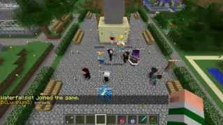 iRPG Minecraft LIVE - 03 Eagle Eye Challenge Funny Shot