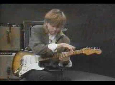 Eric Johnson Guitar Lessons