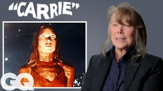 Sissy Spacek Breaks Down Her Most Iconic Characters | GQ