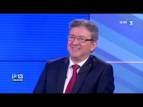 « La France insoumise compte 100 000 appuis ce 1er mai » - Mélenchon