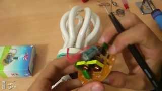 طريقة تصليح المصابيح الكهربائية