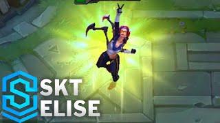 SKT Elise Skin Spotlight - Pre-Release - League of Legends
