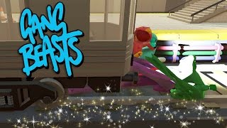 HOW DO WE DO THIS?!? | Gang Beasts Online Funny Moments Part 10