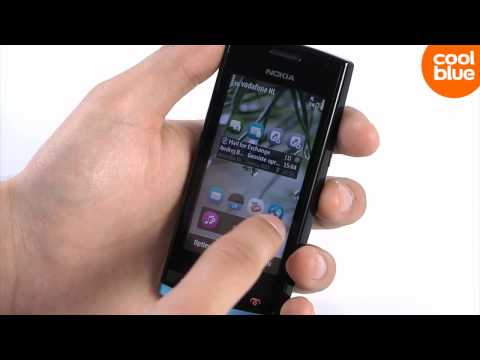 Nokia 500 Black review en unboxing (NL/BE)